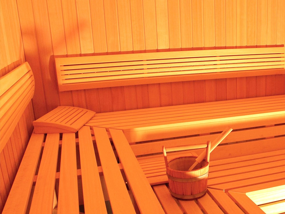 Alpensport-Hotel Seimler Sauna