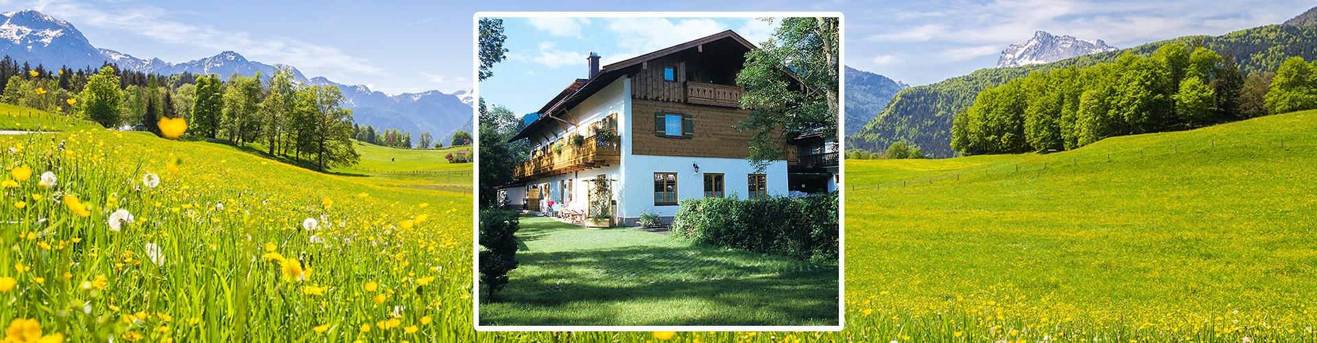 Ferienwohnung Zillnhäusl - Schönau a Königssee
