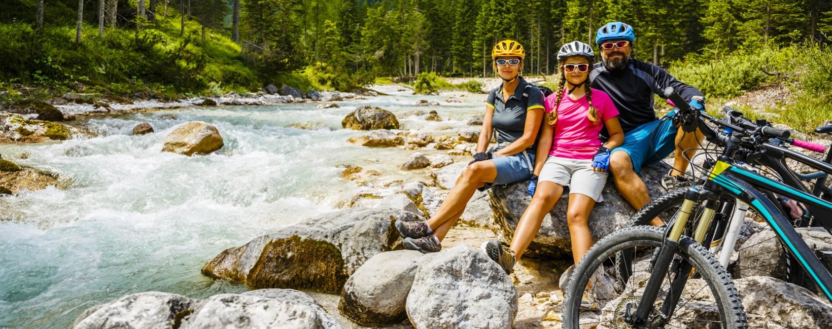 Bikehotels- und gastgeber im Berchtesgadener Land