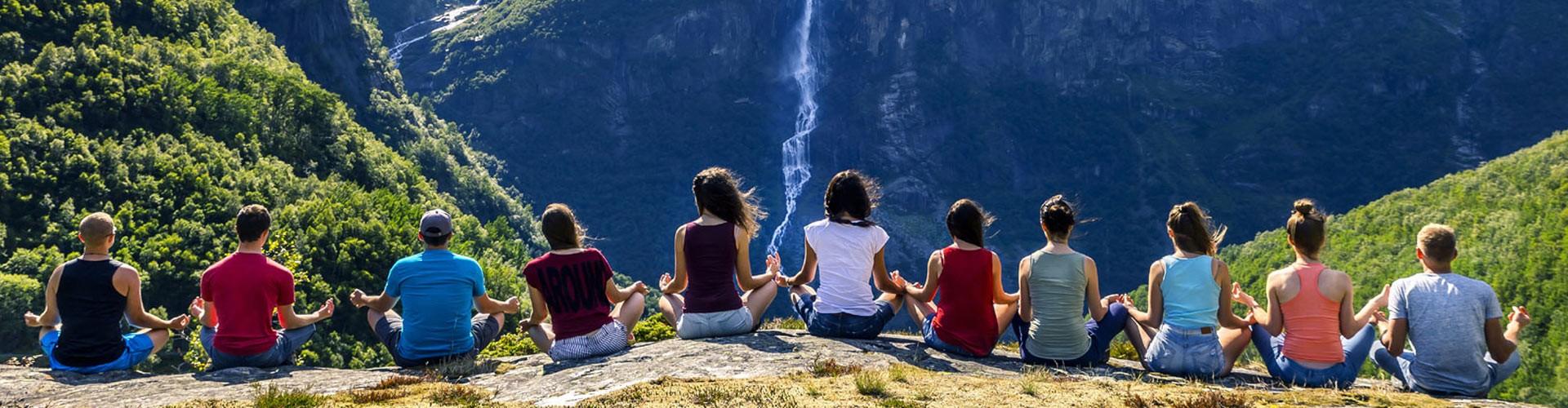 Alpen Meditation in Berchtesgaden