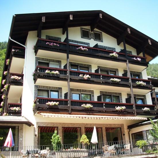 Alpensporthotel Seimler Berchtesgaden Sommerurlaub