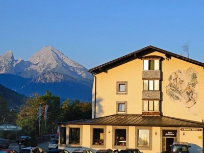Alpensport Hotel Seimler Berchtesgaden - Morgensonne