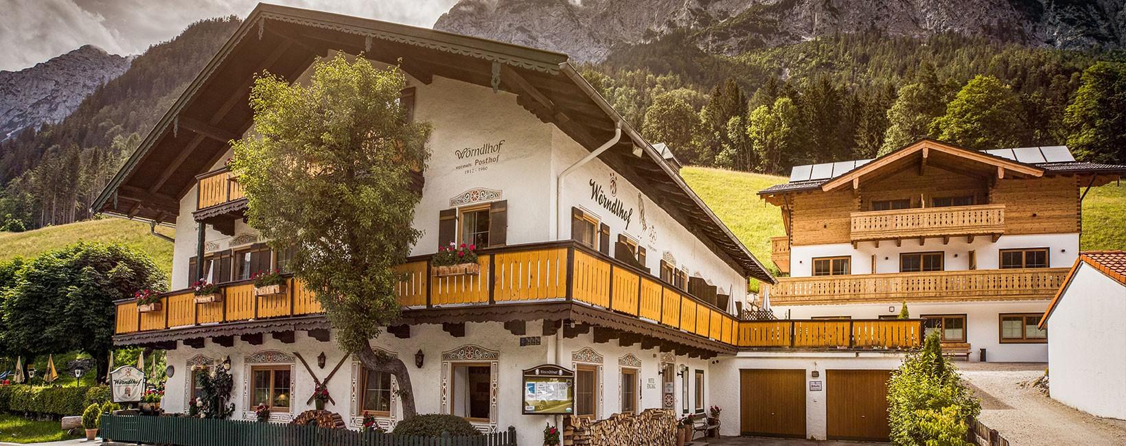 Hotel-Gasthof Wörndlhof-Das Refugium Hintersee-Ramsau