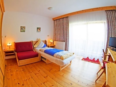 Geräumiges Familienzimmer im Hotel