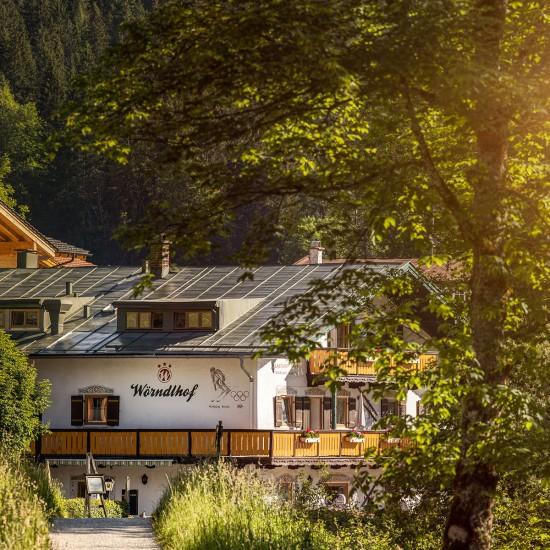 Sommer im Hotel Gasthof Wörndlhof -Das Refugium