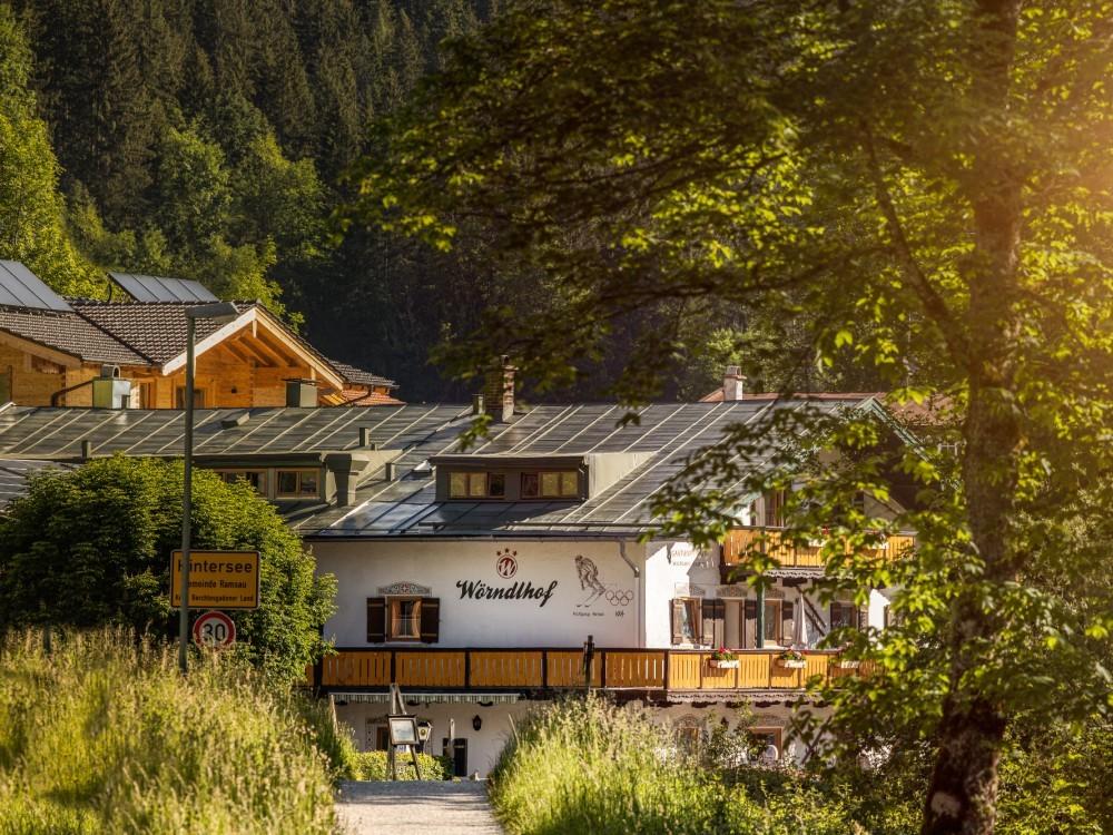 Hotel-Gasthof Wörndlhof-Das Refugium am Hintersee
