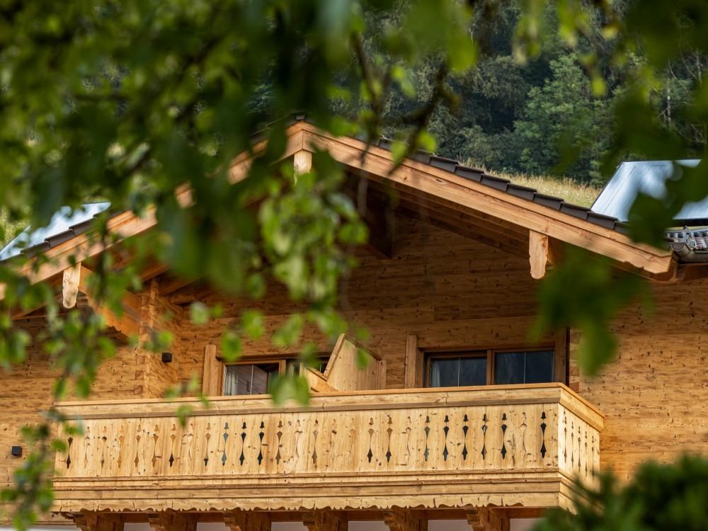 Hotel Gasthof Wörndlhof-Das Refugium - Loggia