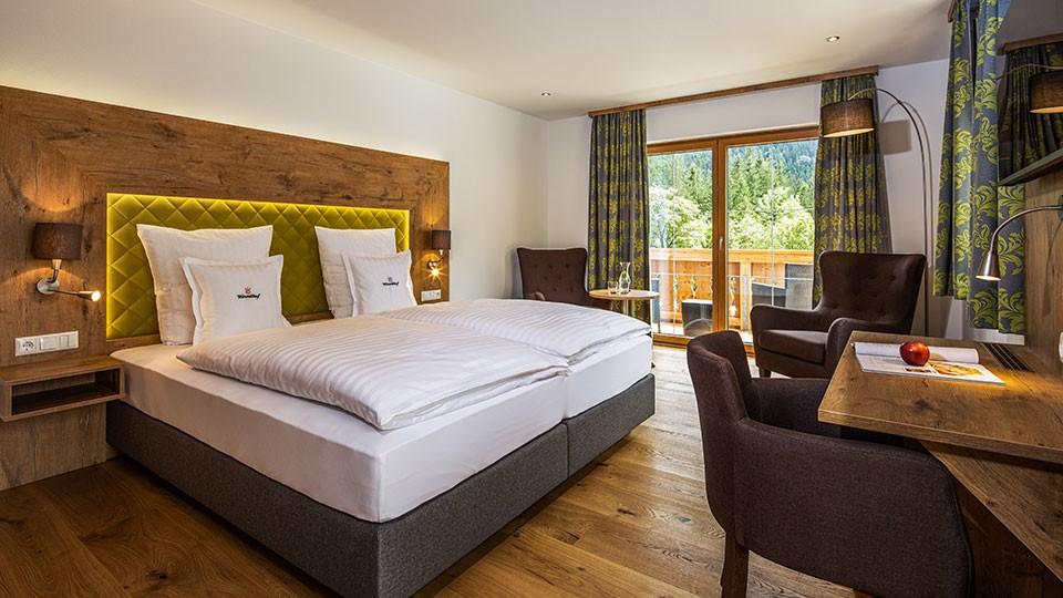Hotel-Gasthof Wörndlhof-Das Refugium - Bsp. Wohlfühlzimmer