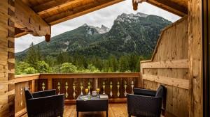Hotel-Gasthof Wörndlhof-Das Refugium - Loggia Suiten