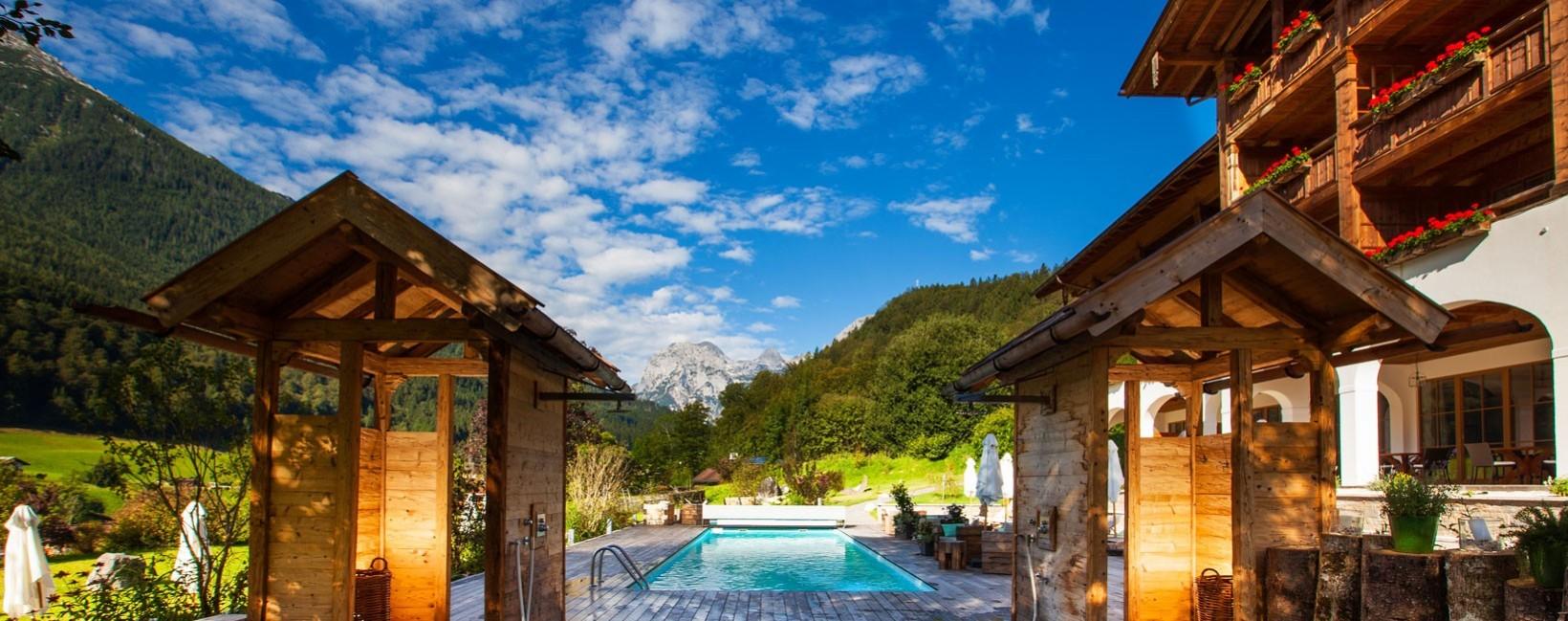 Gastgeber in Berchtesgaden - Berghotel Rehlegg