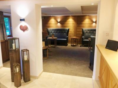 Hotel Hindenburglinde Lobby