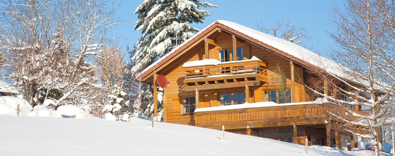 Ferienwohnungen & -häuser in Berchtesgaden - Winter