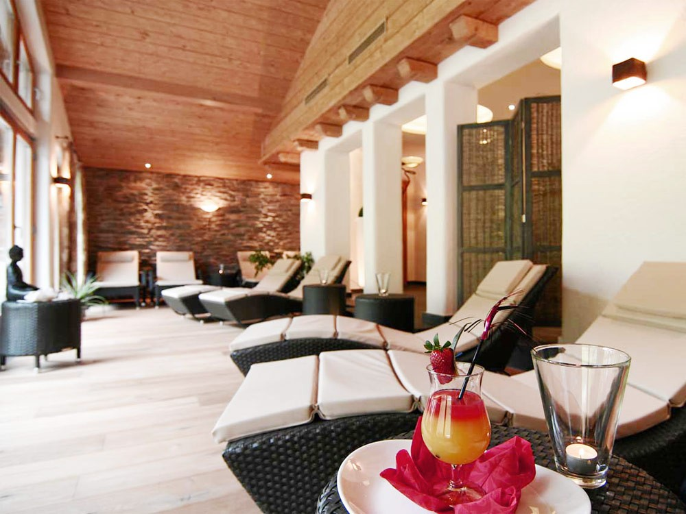 Hotel Hindenburglinde SPA Bereich