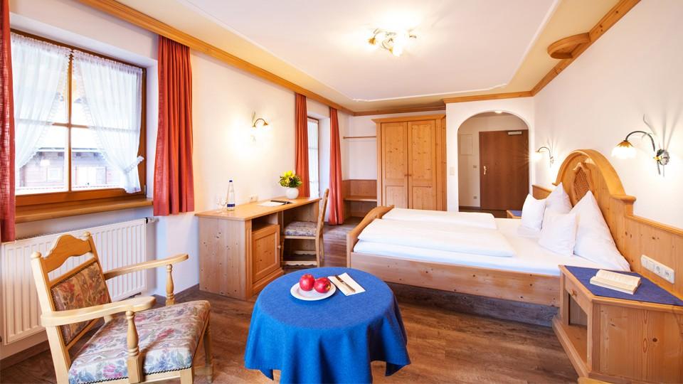 Hotel Reissenlehen Doppelzimmer Bischofswiesen