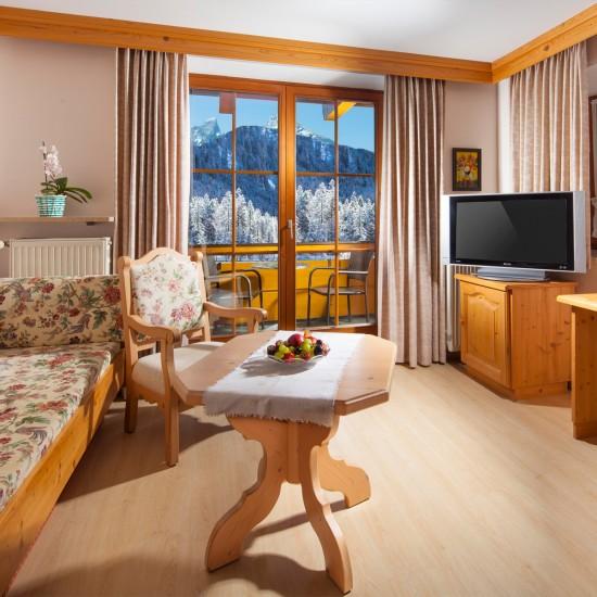 Doppelzimmer Appartement im Hotel Georgenhof