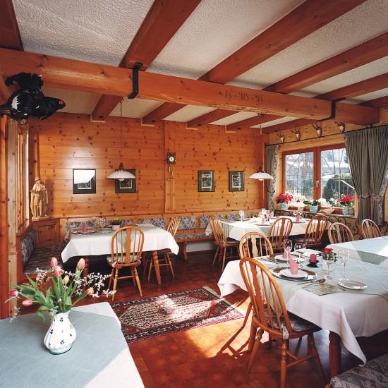 Hotel Georgenhof Restaurant
