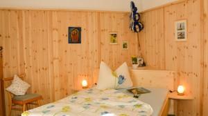 Einzelzimmer 4 Schlafzimmer in der Pension Nestle