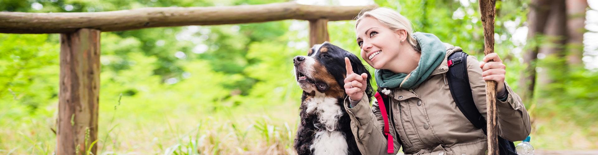 Berchtesgadener Land mit Hund erleben