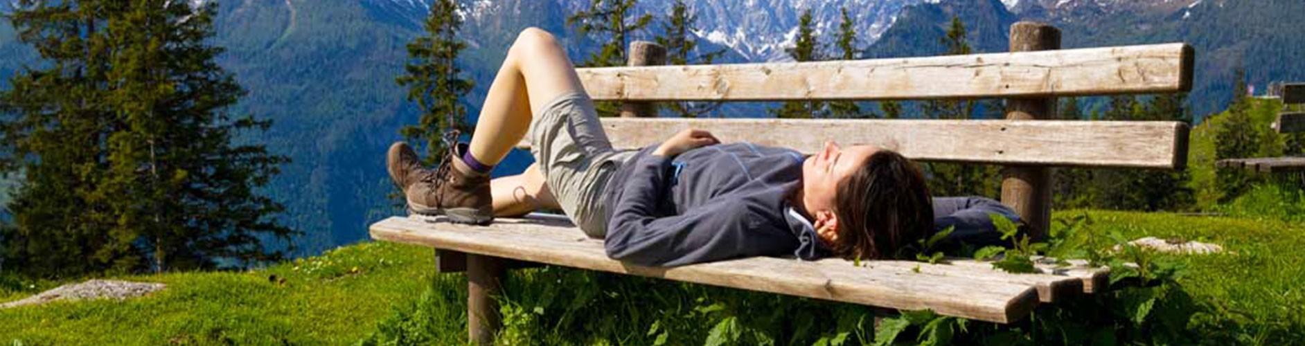 Genusswandern in Berchtesgaden