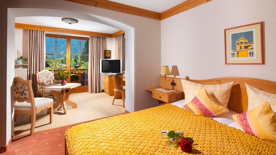 Doppelzimmer Appartement - Hotel Georgenhof