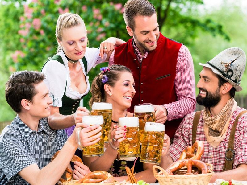 Bayerischer Brauchtum