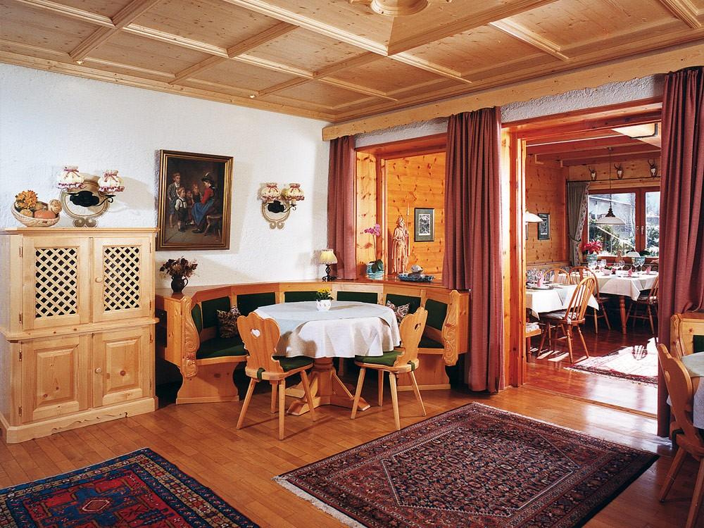 Restaurant im Hotel Georgenhof