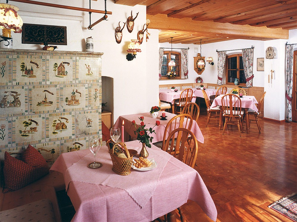 Rustikal & Urig im Restaurant